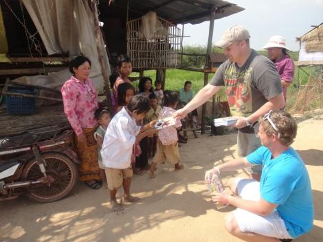 sean and travis Cambodia